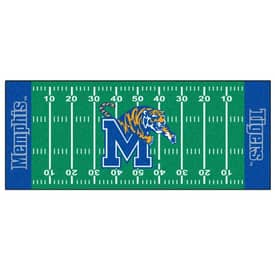 Fanmats College Rugs Memphis Rug