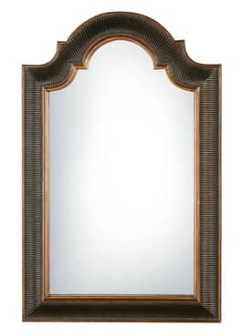 Uttermost Classic Ribbed Mirror