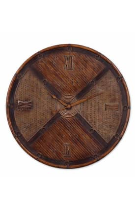Uttermost Wall Clocks Jilin Wall Clock