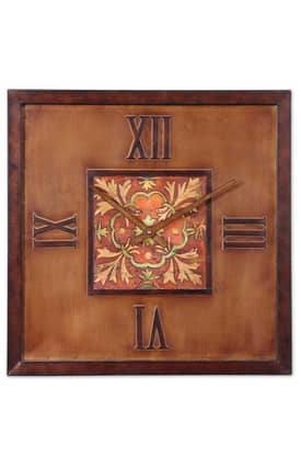 Uttermost Wall Clocks Scordia Wall Clock