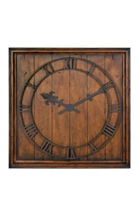 Uttermost Wall Clocks Garrison Wall Clock