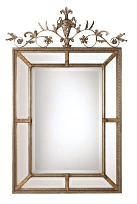 Uttermost Ornate Le vau Mirror