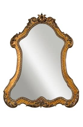 Uttermost Classic Cleopatra Mirror