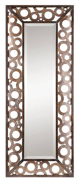 Uttermost Ornate Agusto Mirror