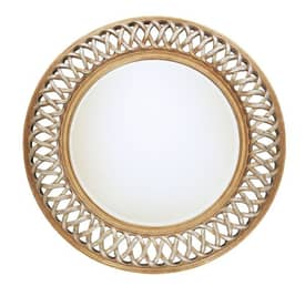 Uttermost Ornate Entwined Mirror