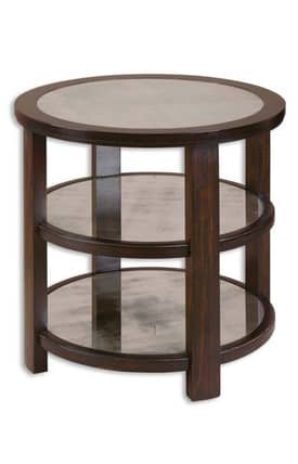 Uttermost Tables Monteith Lamp Table Furniture