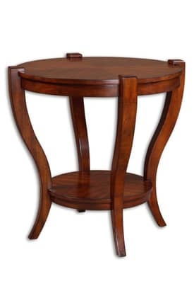 Uttermost Tables Bergman End Table Furniture