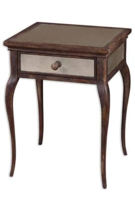 Uttermost Tables St. Owen End Table Furniture