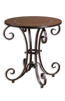 Uttermost Tables Lyra Accent Table Furniture