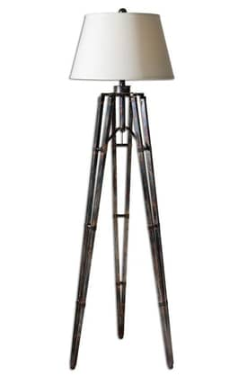 Uttermost Tustin Tustin 28460 Floor Lamp in Oxidized Bronze Finish Lighting