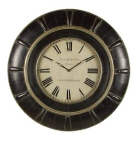 Uttermost Wall Clocks Rudy Wall Clock