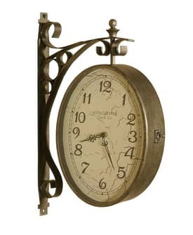 Uttermost Wall Clocks Malvina Wall Clock