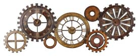 Uttermost Wall Clocks Spare Parts Wall Clock