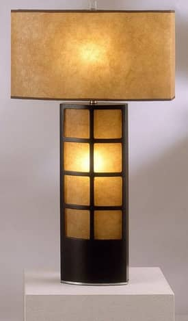 Nova Ventana Ventana Table Lamp Lighting