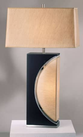Nova Half Moon Half Moon Table Lamp Lighting