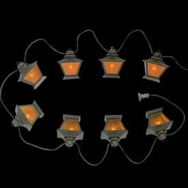 Royce Lighting String Lights Outdoor 8 Light String Lights RL9108/8ORB in Oil Rubbed Bronze Finish Lighting