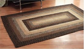 IHF Jute Stallion Braided Rug