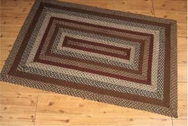IHF Jute Oregano Braided Rug