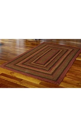 IHF Jute Country Meadow Rug