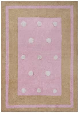 St. Croix Trading Carousel Border Dots CC20 Rug