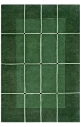 St. Croix Trading None Grid Rug