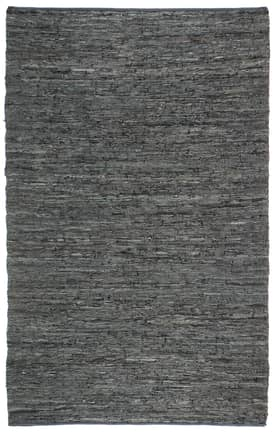 St. Croix Trading Matador Leather Woven Reversible Rug LCD02 Rug