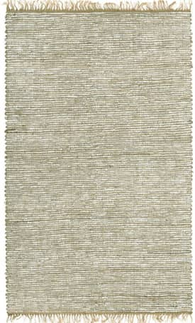 St. Croix Trading Matador Hand Woven Leather And Hemp Rug LH02 Rug