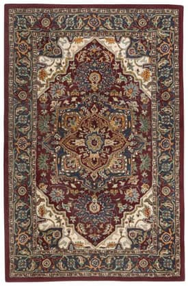 St. Croix Trading Traditions Heriz PT18 Rug