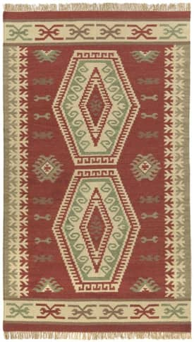 St. Croix Trading Hacienda Double Diamonds WFW01 Rug