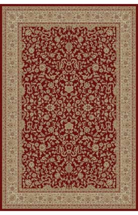 Tayse Rugs Kashmir All over Persian Rug