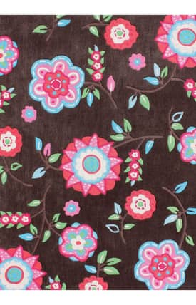G.A. Gertmenian & Sons Kidspace Bohemian Floral Rug
