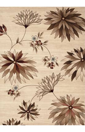 World Rug Gallery Elite Large Floral Rug