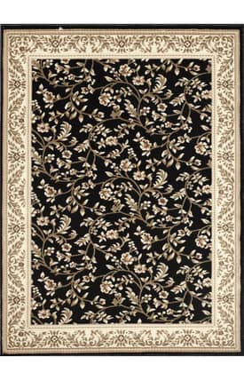 World Rug Gallery Elite Floral Rug