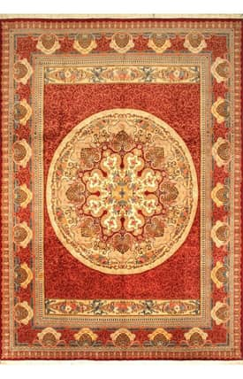 E Carpet Gallery Persian Hand Knotted Persian 643166 Rug