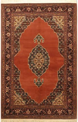 E Carpet Gallery Persian Hand Knotted Persian 691334 Rug