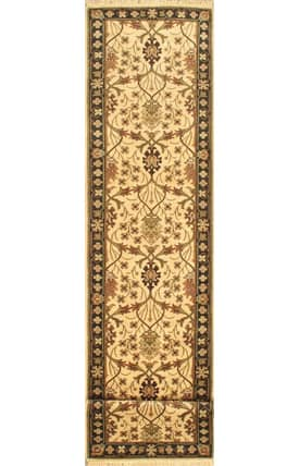 E Carpet Gallery Persian Hand Knotted Jaipur 696297 Rug