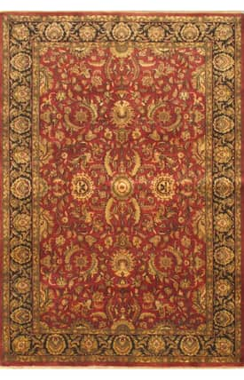 E Carpet Gallery Persian Hand Knotted Jaipur 699003 Rug