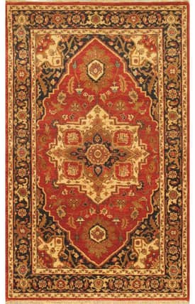E Carpet Gallery Persian Hand Knotted Jaipur 702154 Rug