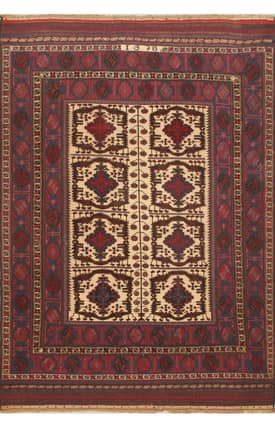 E Carpet Gallery Persian Hand Knotted Nomadic 707032 Rug