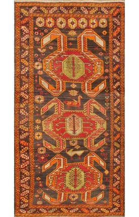E Carpet Gallery Persian Hand Knotted Keisari 709801 Rug