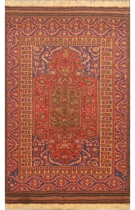 E Carpet Gallery Persian Hand Knotted Nomadic 710574 Rug