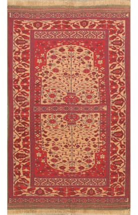 E Carpet Gallery Persian Hand Knotted Nomadic 710579 Rug