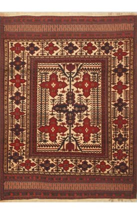 E Carpet Gallery Persian Hand Knotted Nomadic 711277 Rug
