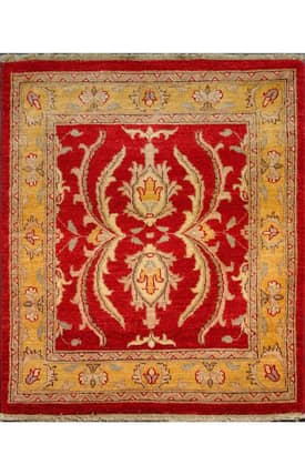 E Carpet Gallery Persian Hand Knotted Chobi 711397 Rug