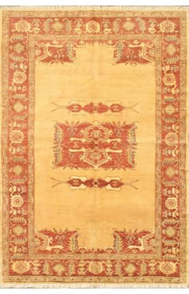 E Carpet Gallery Persian Hand Knotted Chobi 711559 Rug