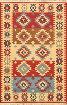 E Carpet Gallery Persian Hand Knotted Tribal 711856 Rug