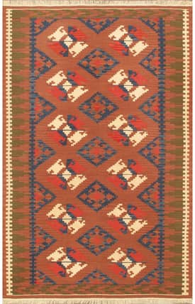 E Carpet Gallery Persian Hand Knotted Nomadic 712030 Rug