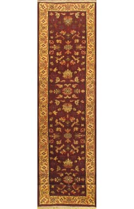 E Carpet Gallery Persian Hand Knotted Jaipur 716418 Rug