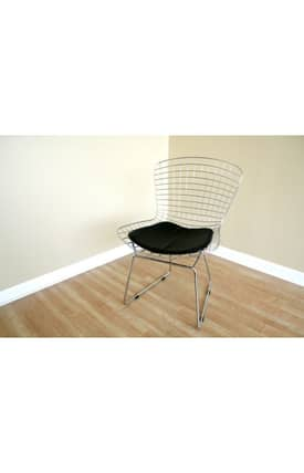 Wholesale Interiors Chairs Wholesale Interiors Chairs Bertoia Style Diamond Wire Chair Furniture