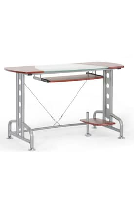 Wholesale Interiors Desks Dahan Modern Computer Desk with CPU Stand Furniture